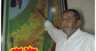 شاهد فيديو:  فلسطين مش للبيع  والحاج أبو نضال أبو الريش