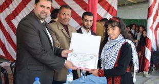 بلدية رفح تكرم أطفال المدينة الموهوبين