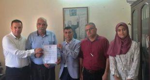 المركزي برفح يكثف جهوده  لمساندة طلبة قطاع غزة